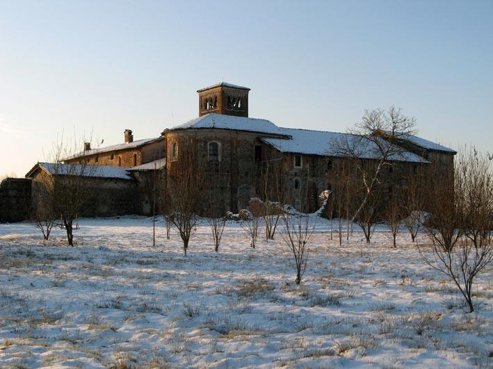 Monastero d'inverno